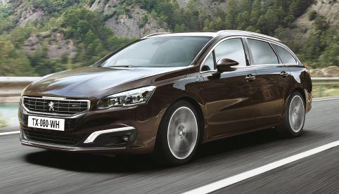 Novo Peugeot 508 | Upgrade para empresas