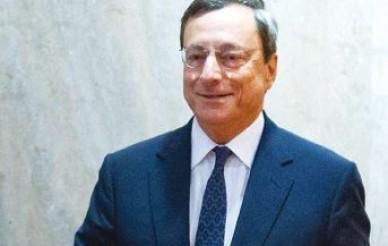 """A """"bazuca"""" de Draghi"""