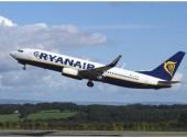 Resultado líquido da Ryanair sobe 66% em 2015