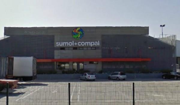 Resultado líquido da Sumol+Compal sobe 43,3%