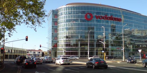 Vodafone vê receitas crescerem 3,3% em Portugal