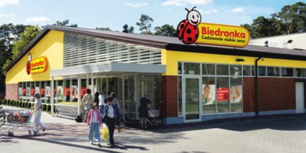 Biedronka deverá ter 3050 supermercados até 2020