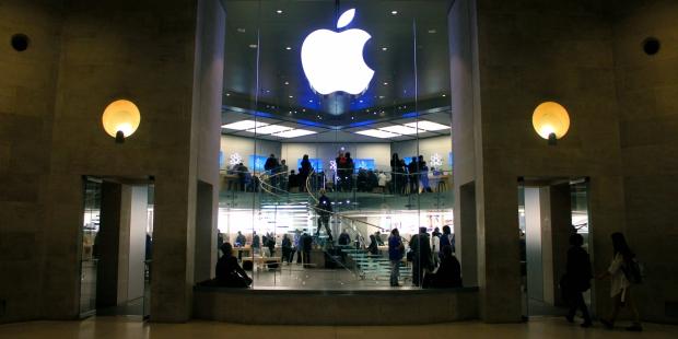 O que acontece no seu iPhone fica no seu iPhone ou o pecado original da Apple