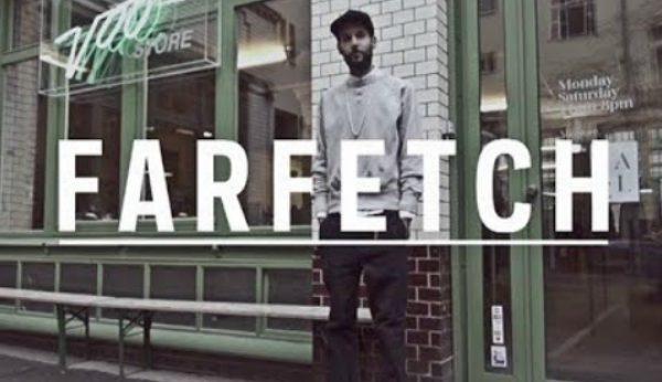 Farfetch testa loja do futuro em Londres
