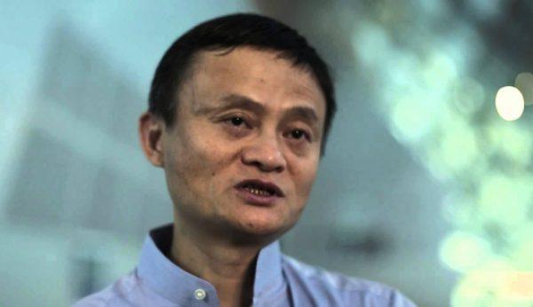 Jack Ma alerta para perigos da internet
