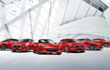 Mazda duplica quota em Portugal