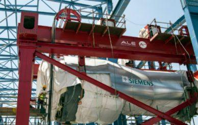 Siemens Portugal em projecto energético no Egipto