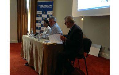 Ryanair quer «ultrapassar a TAP a curto-prazo»