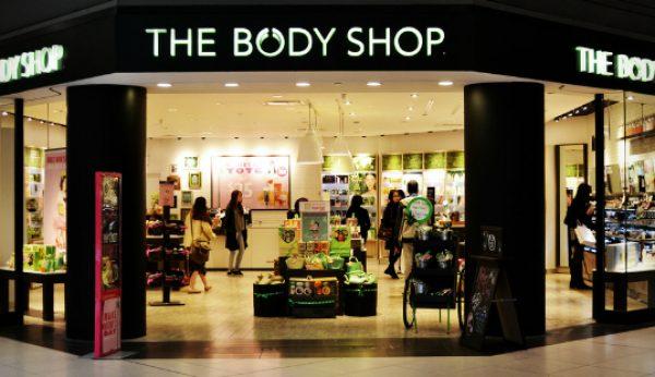The Body Shop recebe proposta exclusiva de mil milhões