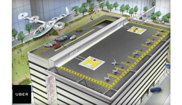 Embraer e Uber parceiras nos táxis voadores