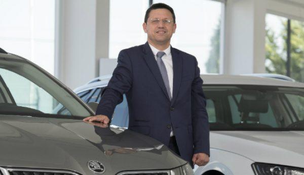 Škoda tem novo director-geral em Portugal