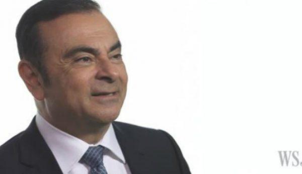 Carlos Ghosn na primeira pessoa