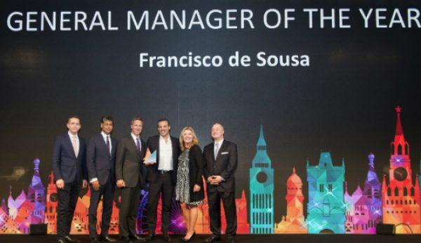 Português considerado melhor director do Marriott na Europa