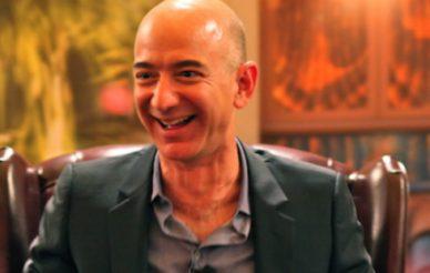 CEO da Amazon a caminho dos 73 mil milhões de euros
