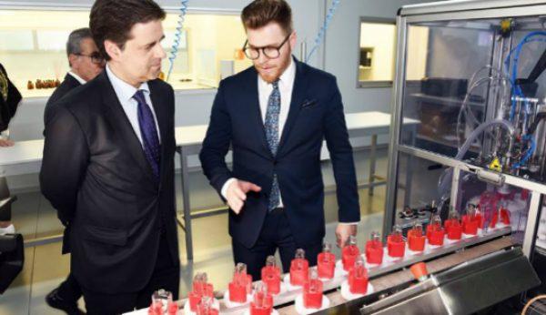 Portugal recebe primeira fábrica especializada em perfumes