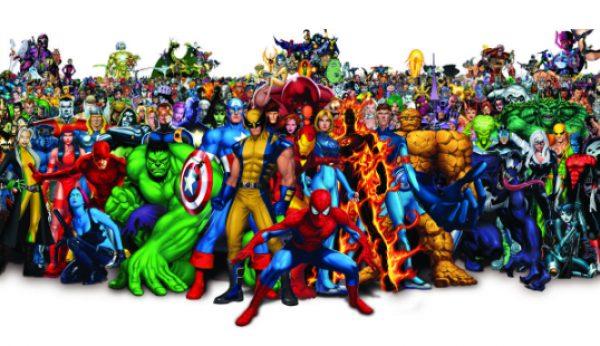 Marvel domina o universo