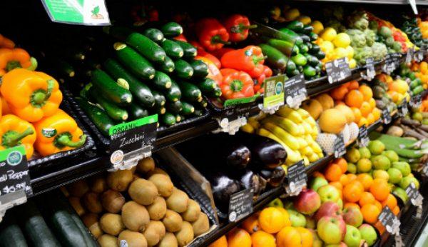 Preços dos alimentos não subiam tanto desde 2014