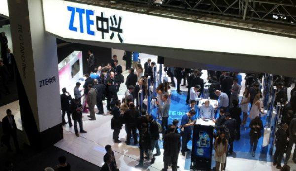 ZTE quer concorrer com Apple e Samsung