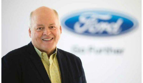 Como o novo CEO da Ford tenciona ultrapassar a Tesla, a Uber e a Google