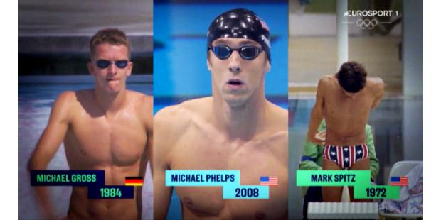 Dieta de nadadores profissionais