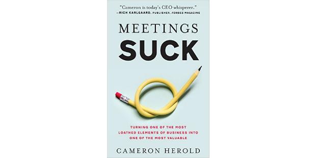O problema das reuniões está nas pessoas