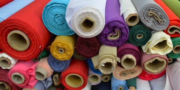 Exportações têxteis crescem 4,9%