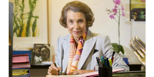 Herdeira da L'Oréal morre aos 94 anos