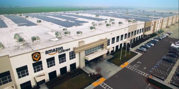 Resultado de imagem para Amazon sede