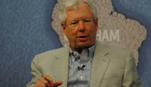 Nobel da Economia para Richard H. Thaler