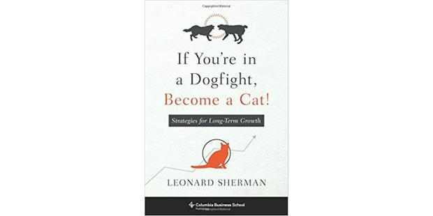 Como ser um gato numa luta de cães