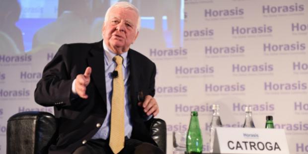 Eduardo Catroga deixa funções de chairman da EDP