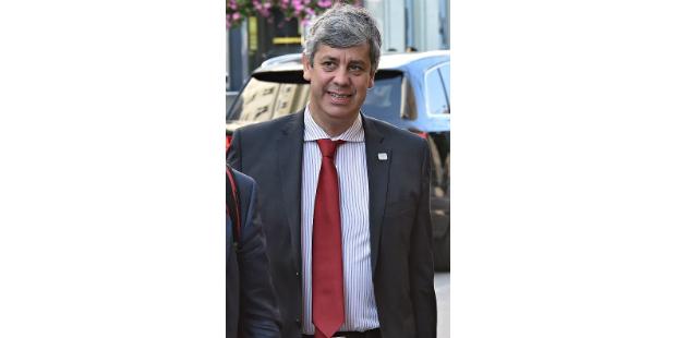 Mário Centeno é o novo presidente do Eurogrupo