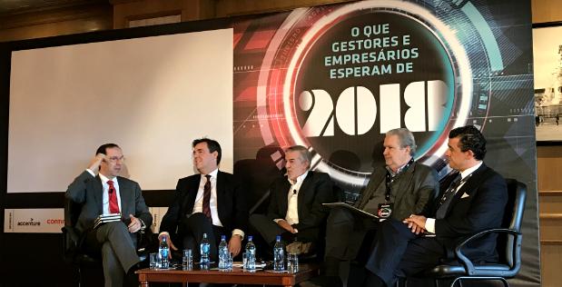 XIII Conferência Executive Digest: desafios para 2018