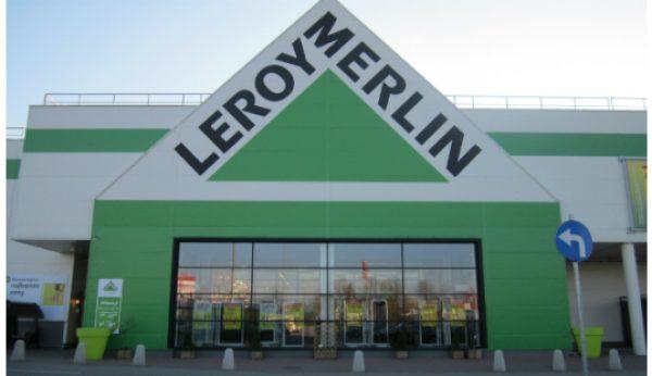 Aki e Leroy Merlin fundem-se