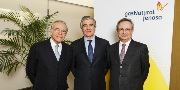 Gas Natural Fenosa tem novo líder