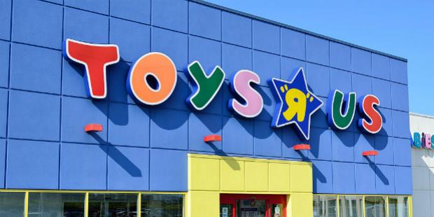 Toys 'R' Us prepara liquidação nos EUA