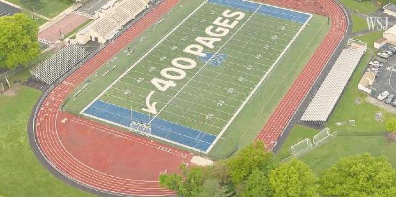 O que tem o novo RGPD em comum com um campo de futebol?