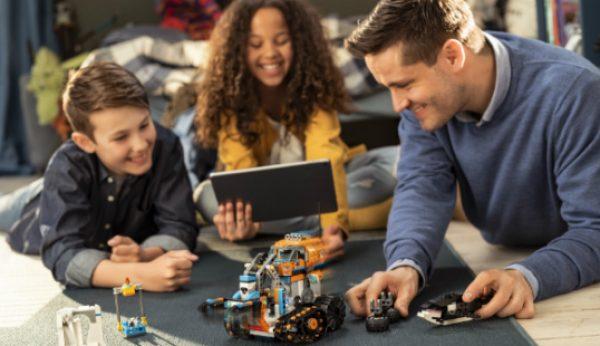 Ikea e Lego fecham parceria para promover brincadeira