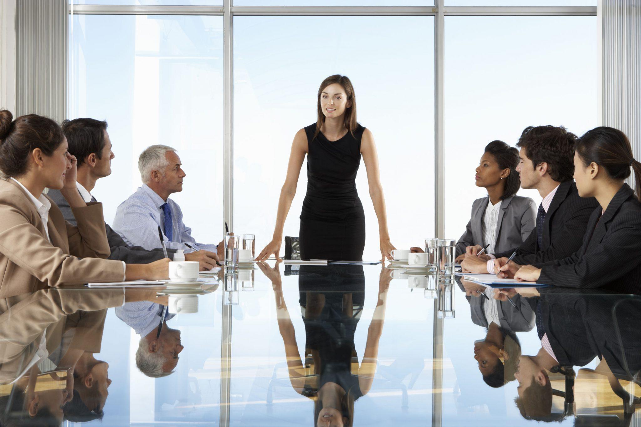 Há cada vez mais mulheres nas administrações. Mas têm realmente influência?