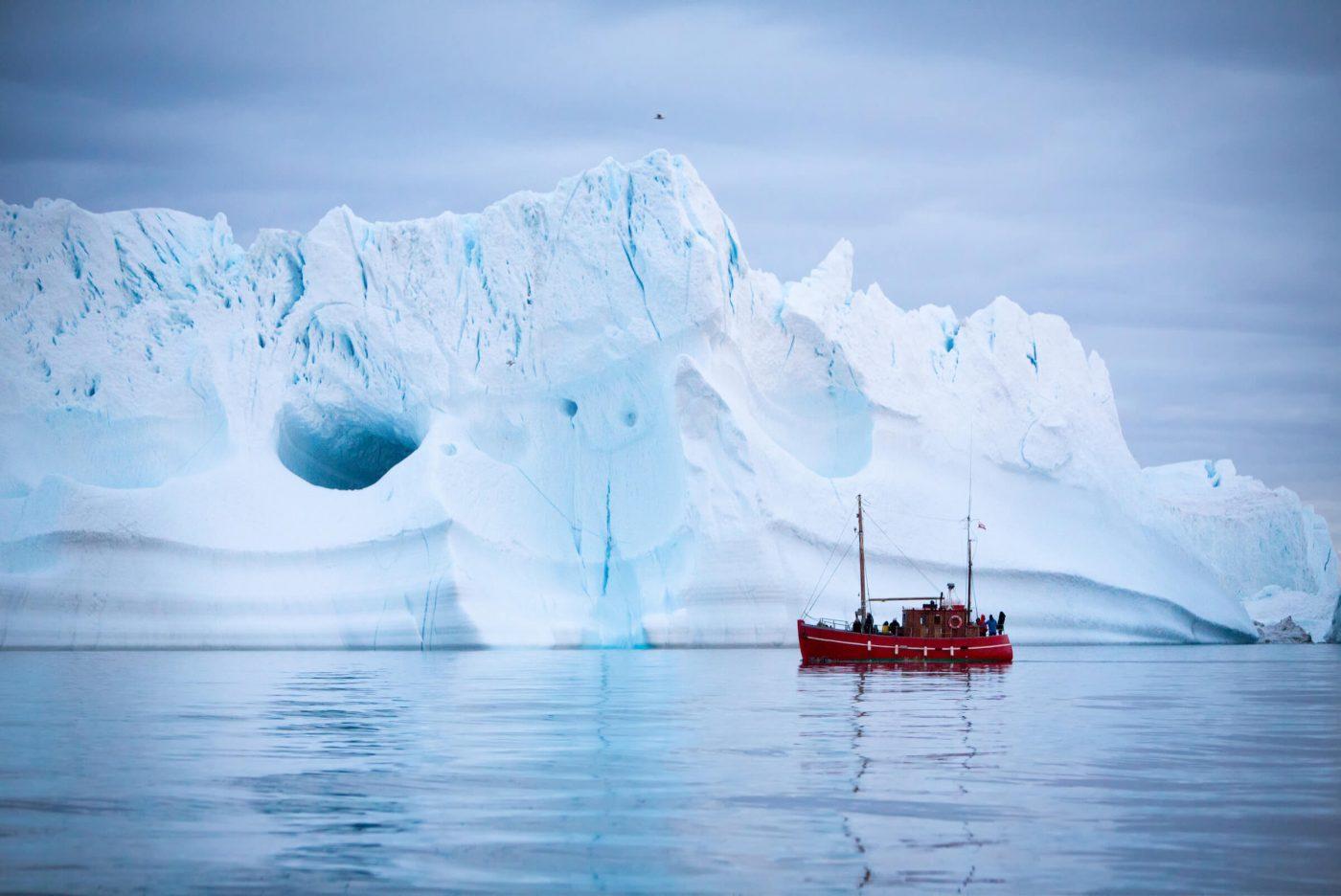 Trump com interesse em adquirir a Gronelândia
