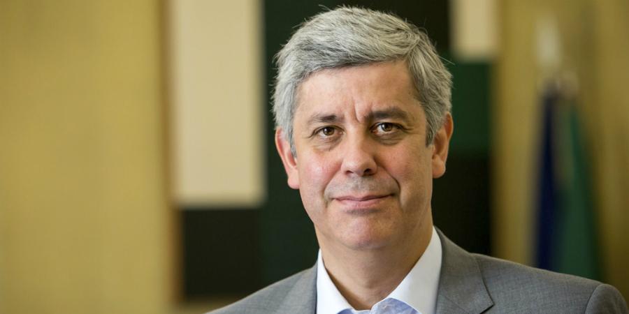 Eurogrupo rejeita esboço orçamental de Centeno para 2020