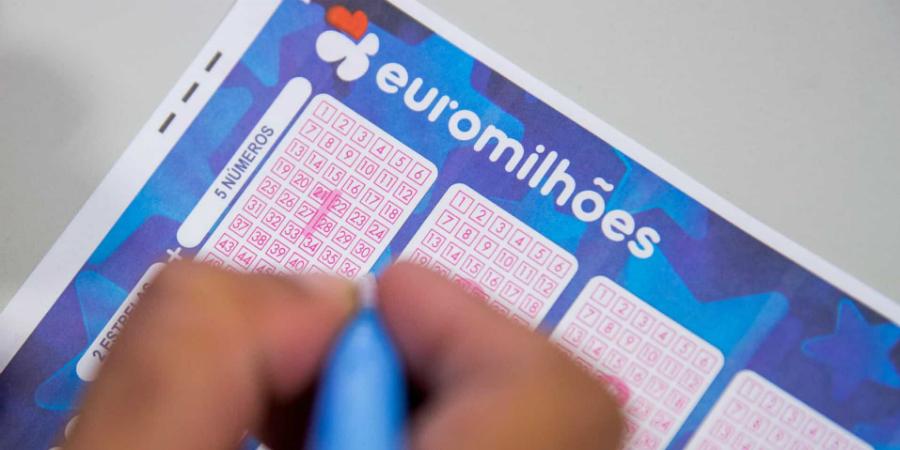 Euromilhões: segundo prémio rende 183 mil euros a apostador português