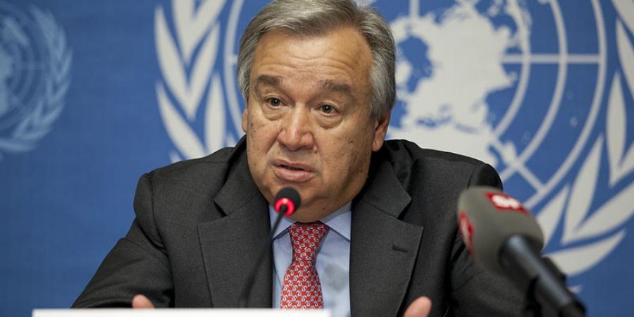 ONU sem dinheiro. Guterres manda cortar ar condicionado