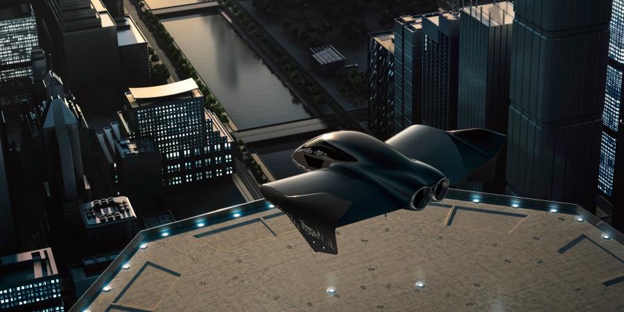 Porsche e Boeing juntam-se para construir carros voadores premium