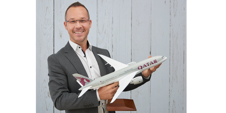 """Qatar Airways: """"Queremos estabelecer-nos como referência"""""""