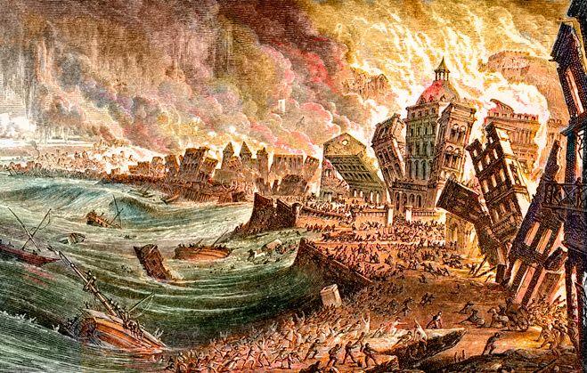As 10 piores catástrofes naturais da História