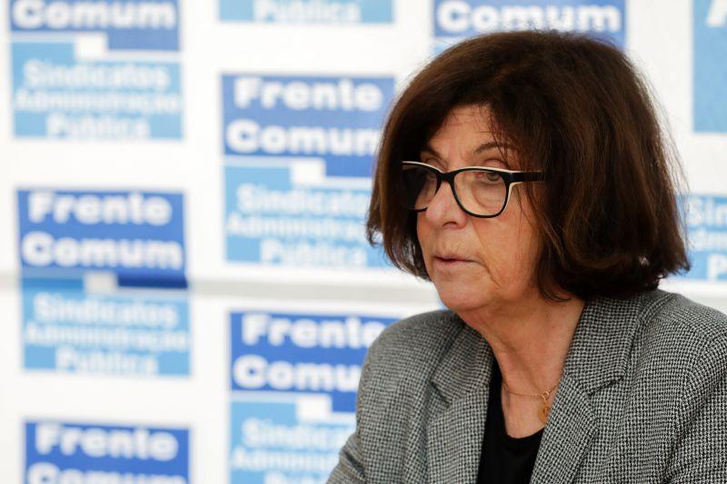 Frente Comum abandona reunião com Governo e prepara formas de luta