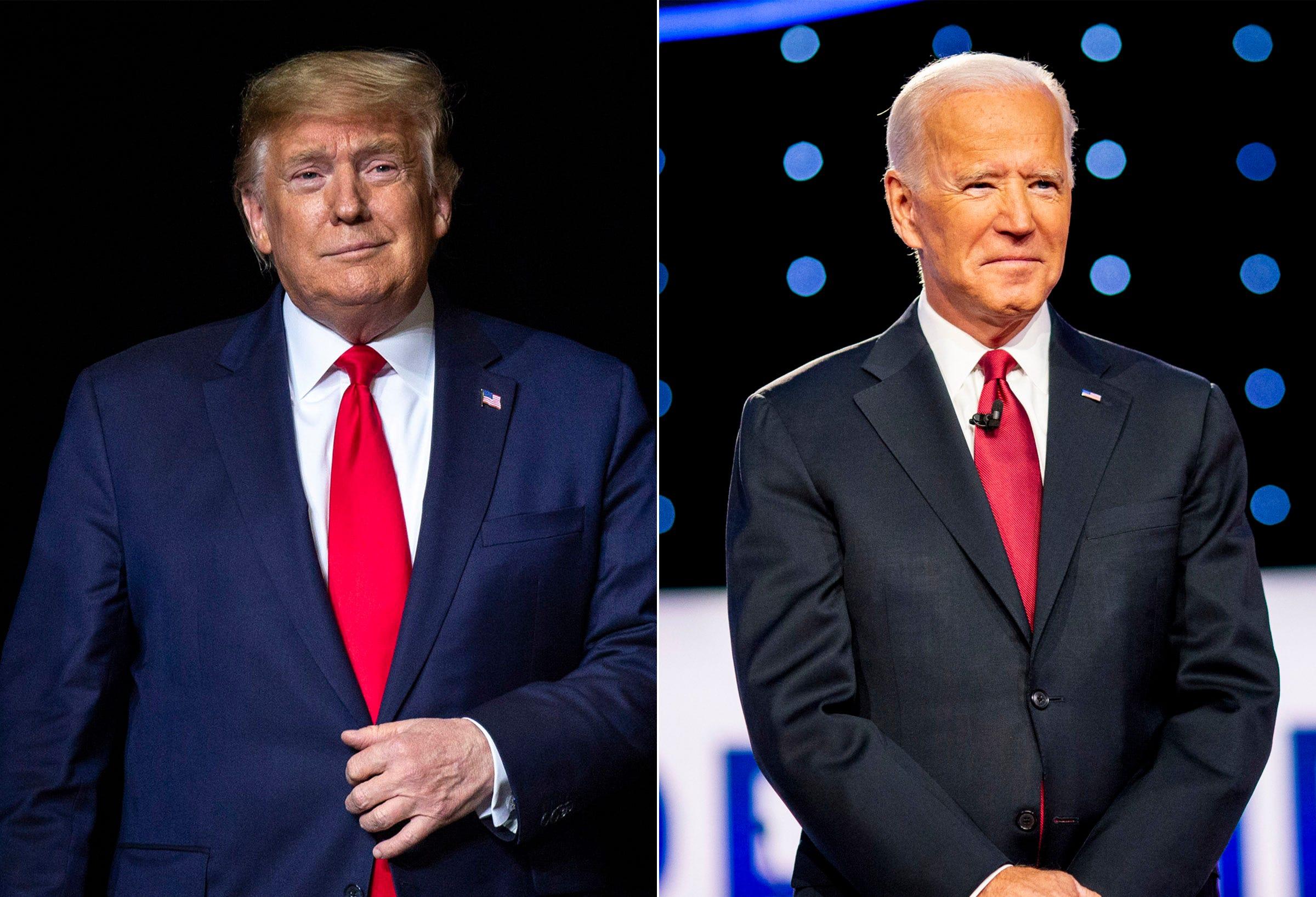 EUA/Eleições. Biden seria melhor Presidente que Trump em caso de guerra, indica sondagem – Executive Digest